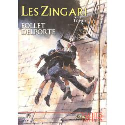 Les Zingari Tome 2 - Follet...