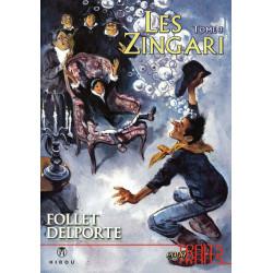 Les Zingari Tome 3 - Follet...