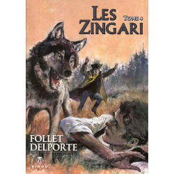 Les Zingari Tome 4 - Follet...