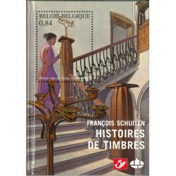 Schuiten - Histoires de...
