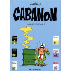 Cabanon Mini-Récits tome 2...
