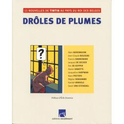 Tintin - Drôles de plumes -...