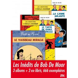 Bob De Moor - Les inédits -...