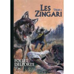 Les Zingari Tome 4 - Tirage...