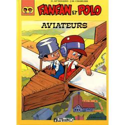 Fanfan et Polo - Aviateurs...
