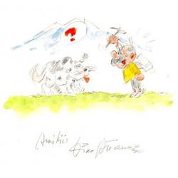 Dédicace (3) - Ambroise et...