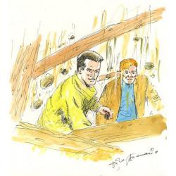 Dédicace (2) - Bob Morane -...