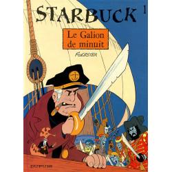 Starbuck 1 - Le galion de...
