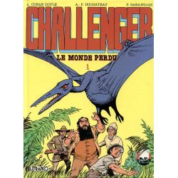 Challenger 1 - Le monde...