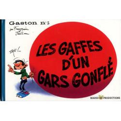 Gaston 5 - Les gaffes d'un...