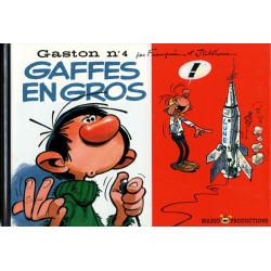 Gaston 4 - Gaffes en gros -...