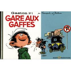 Gaston 1 - Gare aux gaffes...