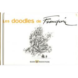 Les Doodles 1 - Franquin -...