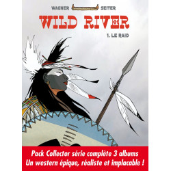 Wild River - Pack 3 Albums...