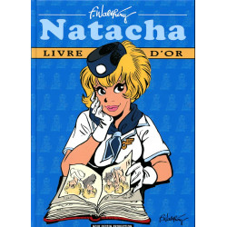 Natacha - Livre d'or -...