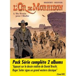 L'or de Morrison - Pack 2...