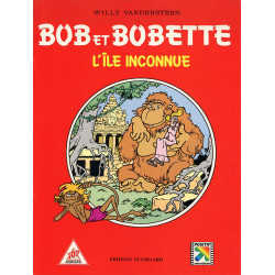 Bob et Bobette - L'ile...
