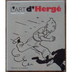 Tintin - L'Art d'Hergé -...
