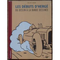 Tintin - Les débuts d'Hergé...