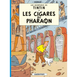Tintin 4 - Les cigares du...
