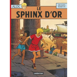 Alix 2 - Le Sphinx d'or -...