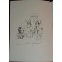 Dédicace - Ambroise et Gino...