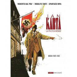 Jan Karta, la fin d'un...