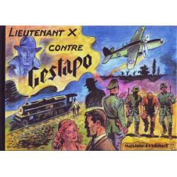 Lieutenant X contre Gestapo...