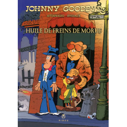 Johnny Goodbye - Huile de...
